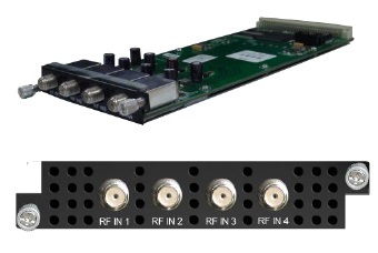 ADV-8000 - Digital TV Headend with 6-module slots