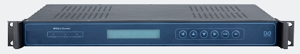 ADV-2000EC  -  Single Channel Professional MPEG-2 SD Encoder with built-in multiplexer
