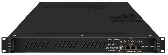 ADV-8120 - Multi-Channel H.264/H.265 HDMI HD Encoder | AdvancedDigital Inc.