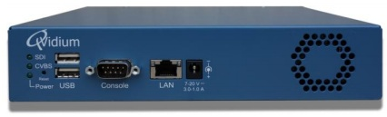 QVENC - H.264 IP Video Encoder