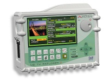 PROMAX TV EXPLORER HD ATSC - TV and Satellite Analyzer