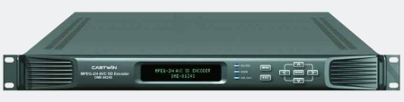 DME-8624S - MPEG-2 & MPEG-4 AVC (H.264) SD Encoder