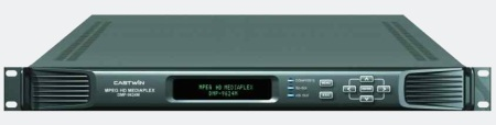 DME-9624H - MPEG-2 & MPEG-4 AVC (H.264) HD/SD Encoder