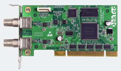 DTA-105 Dual DVB-ASI Output Adapter for PCI Bus