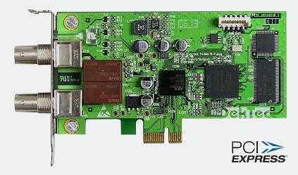 DTA-2145 - Multi-Purpose Dual ASI/SDI Adapter for PCI Express