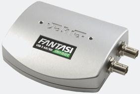 DTU-245 - FantASI USB-2 ASI / SD-SDI Input+Output Adapter