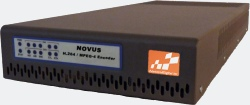 NOVUS - H.264 / MPEG-4 AVC HD/SD Encoder