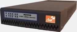 NOVUS - H.264 / MPEG-4 AVC HD/SD Encoder