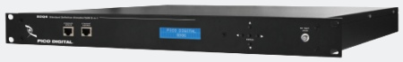 SDQ6 - 6-channel MPEG-2 SD Encoder with built-in Multiplexer and QAM Modulator
