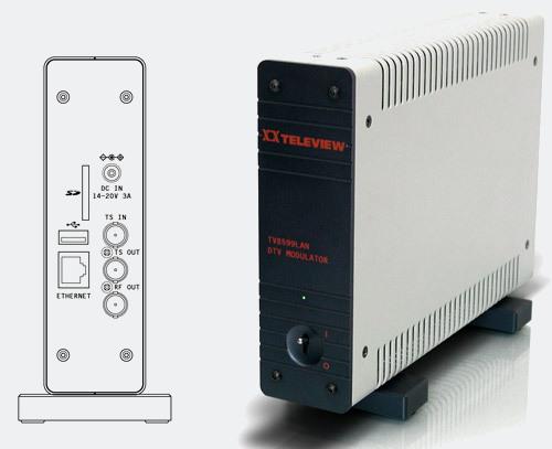 TVB599LAN Modulator