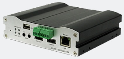 H.264 HD/SD Encoder/Decoder with SD/HD-HDI, HDMI, Composite, IP inputs/outputs
